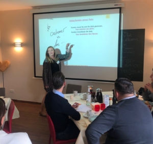 Vortrag-Business Breakfast Schindlerhof